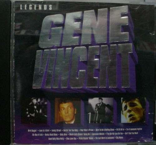 cd  gene vincent  /  legends   -  b311