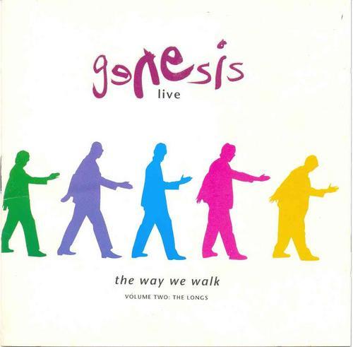 cd genesis - the way we walk volume 2
