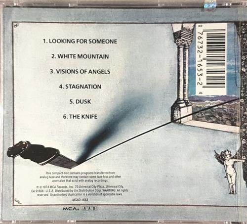 cd genesis - trespass - importado usa lacrado de fábrica