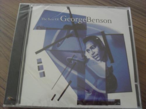 cd george benson the best of produto lacrado