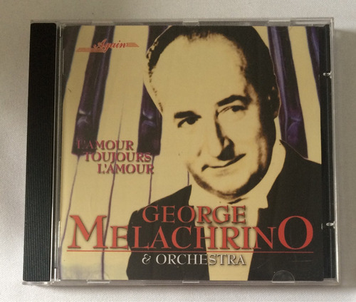 cd george melachrino e orquestra  (hbs)