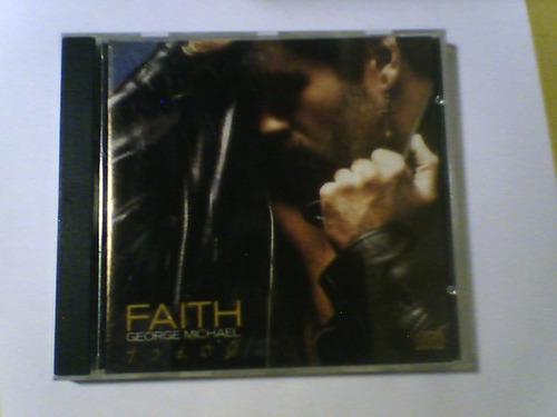 cd george michael faith