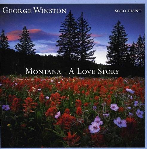 cd george winston montana: a love story