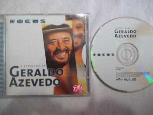 cd - geraldo azevedo - mpb cantores
