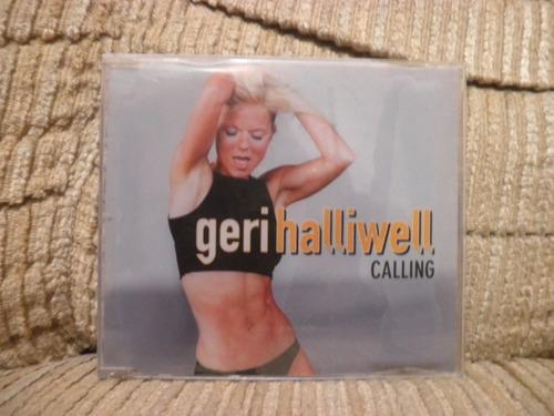 cd geri halliwel calling singles brasil
