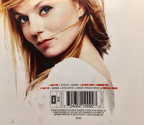cd geri halliwell schizophonic spice girls usado