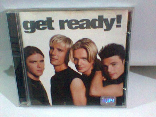 cd get ready  / i still luv u   -2000-  (frete grátis)