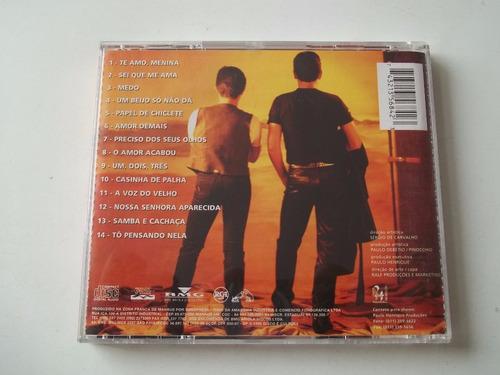 cd - gian e giovani te amo, menina(1996)