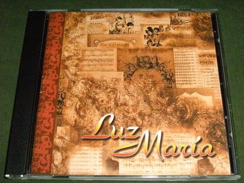 cd gian marco musica de la novela luz maria 1998 gianmarco