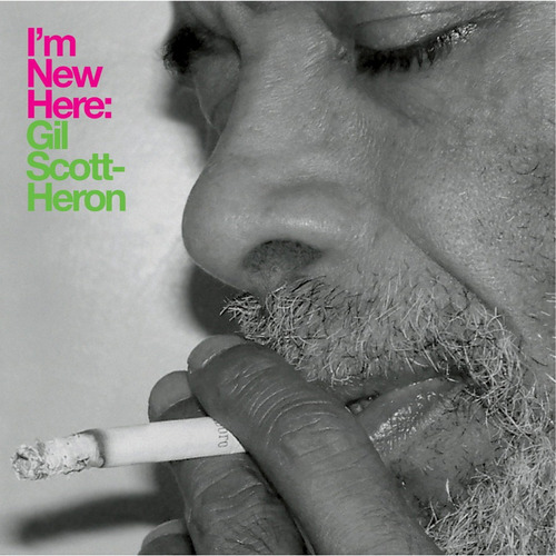 cd gil scott-heron - i m new here (991865)