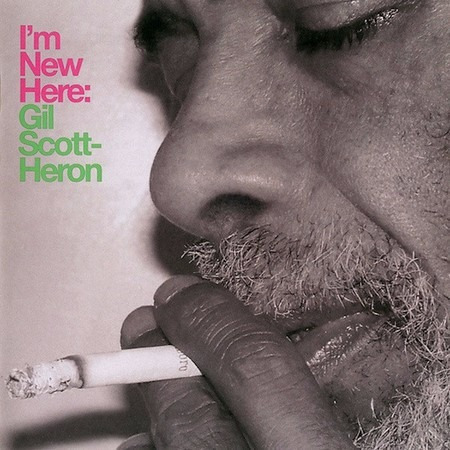 cd gil scott-heron - i´m new here (2010) lacrado