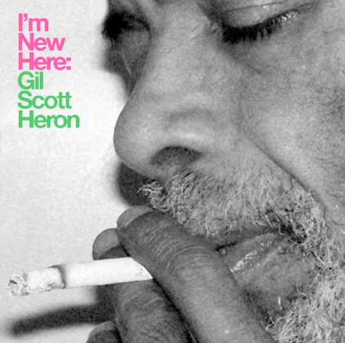 cd gil scott-heron - i´m new here (lacrado) rap, soul, jazz