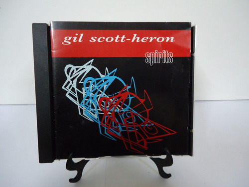 cd gil scott heron - spirits - estojo novo