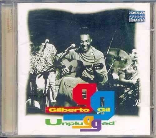 cd gilberto gil - unplugged