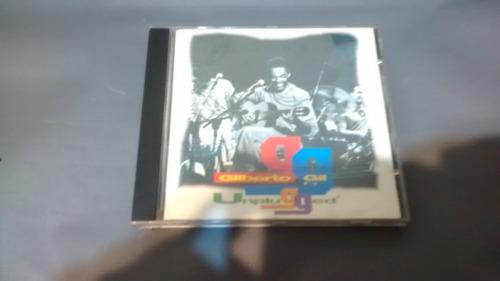 cd - gilberto gil - unplugged