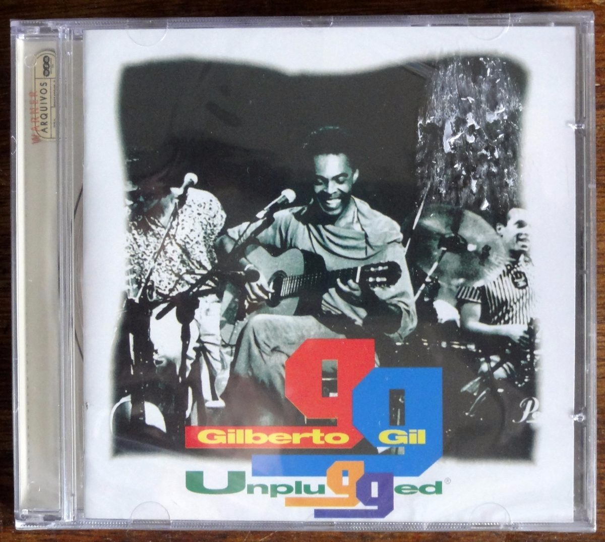 cd gilberto gil unplugged