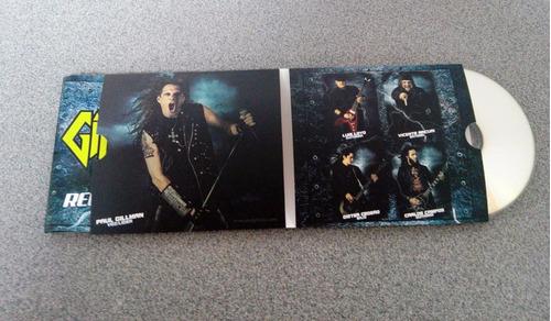 cd gillman - clásicos recargados 2015