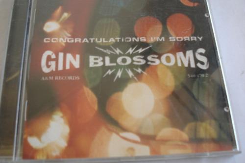 cd gim blossoms congratulations i´m sorry