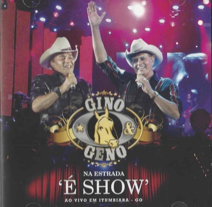 novo cd do gino e geno 2012