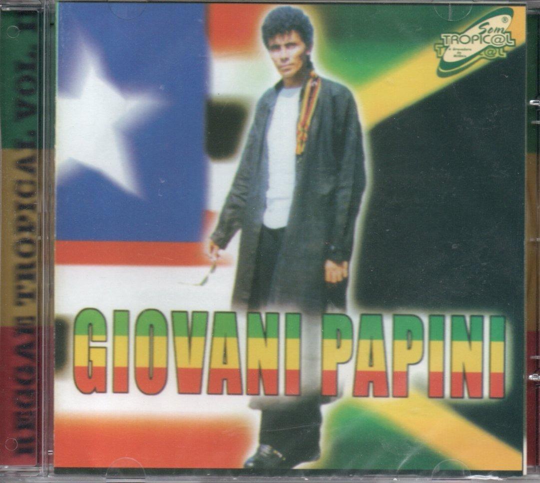 cd giovani papini reggae tropical vol 2