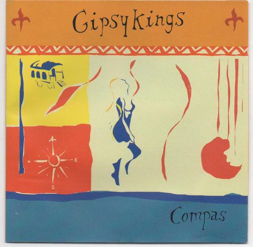 cd gipsy kings - compas = canto a brazil - amor gitano