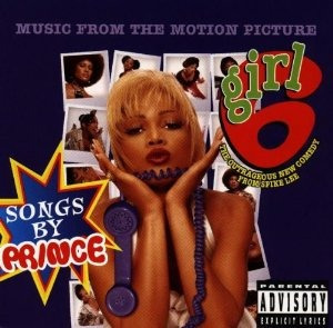 cd girl 6 music from the motion picture [soundtrack