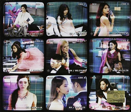 cd : girls' generation - mr. mr. (asia - import)