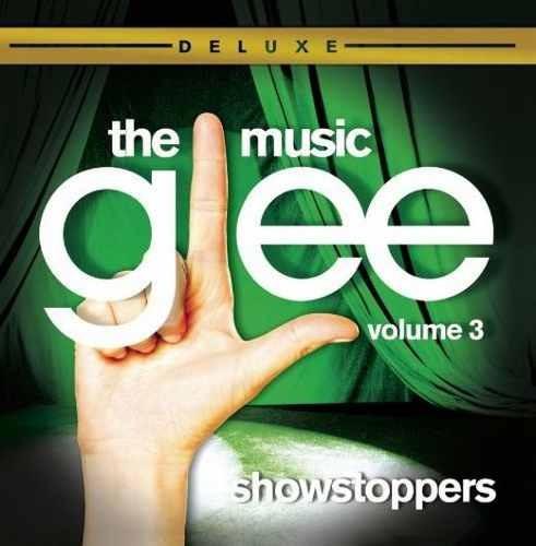 cd - glee  the  music  vol 03