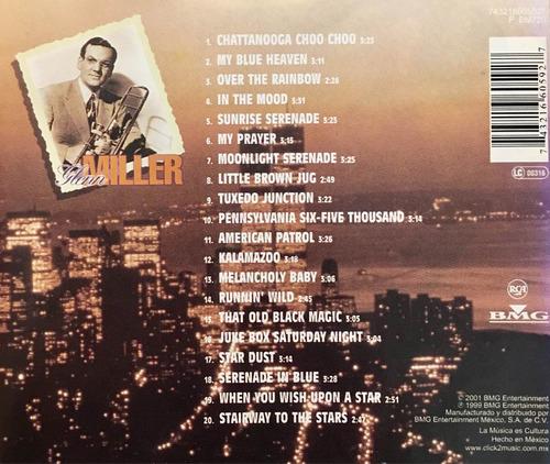 cd glenn miller collection