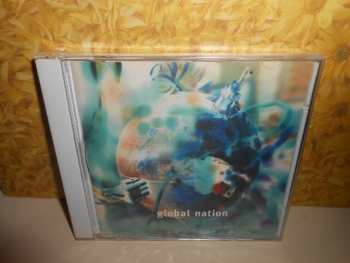 cd global nation /..and still no hits -lacrado- frete grátis