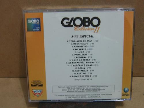 cd globo collection i i (1996)   ref. mu 016