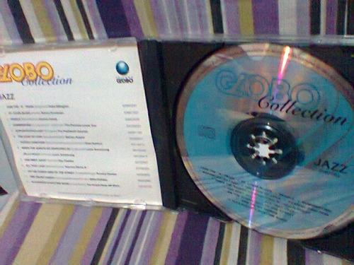 cd globo collection  @  jazz 1995    (frete grátis)