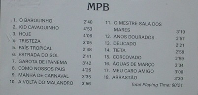 cd   :  globo  collection   mpb 1     -  b203