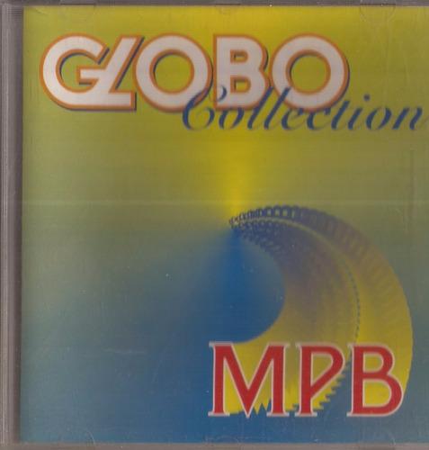 cd globo collection - mpb cd 675
