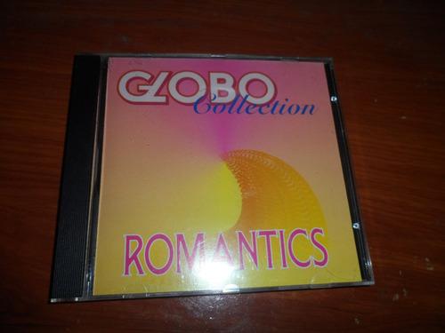 cd: globo collection romantics