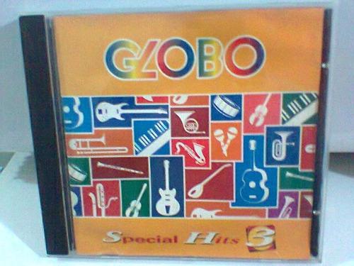 cd globo special hits vol 3  / intern. -1997- (frete grátis)