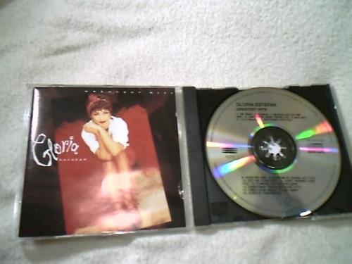 cd ( glória estefan - gratest hits )  excelente estado