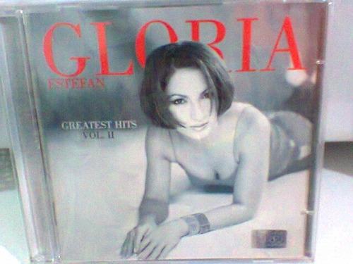 cd gloria estefan  /  hits  vol.2   (frete gratis)