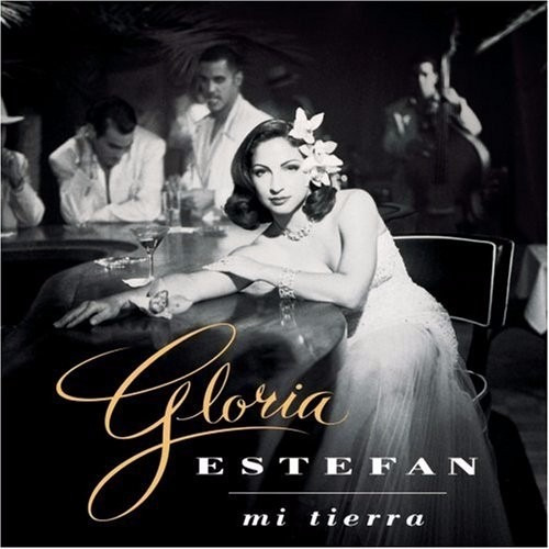cd - gloria estefan - mi tierra