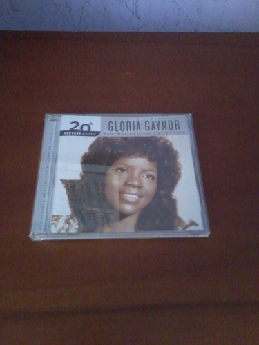 cd gloria gaynor the best of