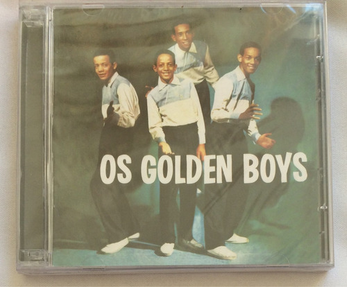 cd golden boys  (os golden boys) hbs