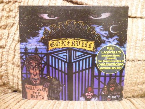 cd gonervill gonervill  importado hip hop