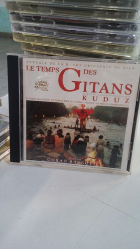 cd goran bregovic le temps des gitans kudus soundtrack