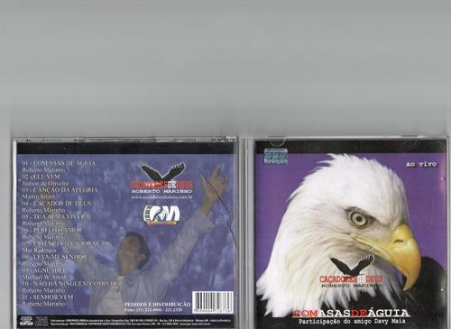 cd gospel caçadores de deus asas de águia (agnus dei)