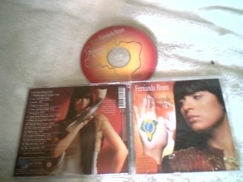 cd gospel         cantora fernanda brum