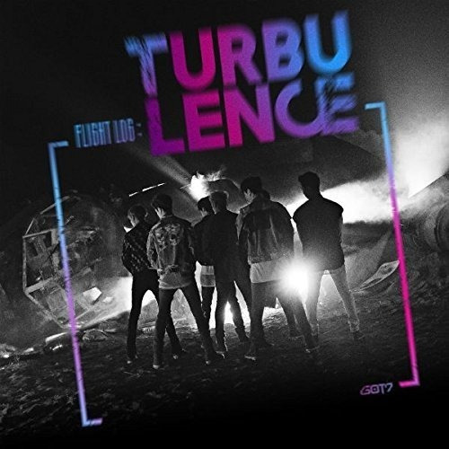 cd : got7 - flight log : turbulence - vol 2