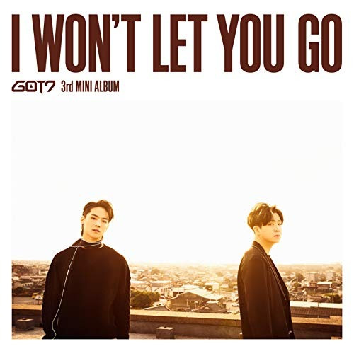 cd : got7 - i won't let you go: jb & youngjae version (with.