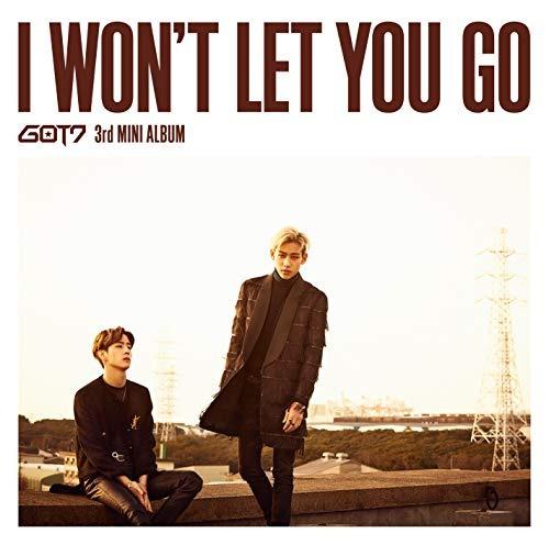 cd : got7 - i won't let you go: mark & benben version (with.
