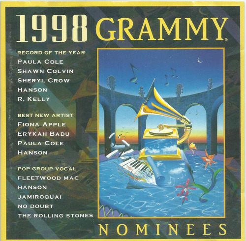 cd grammy nominees 1998 *