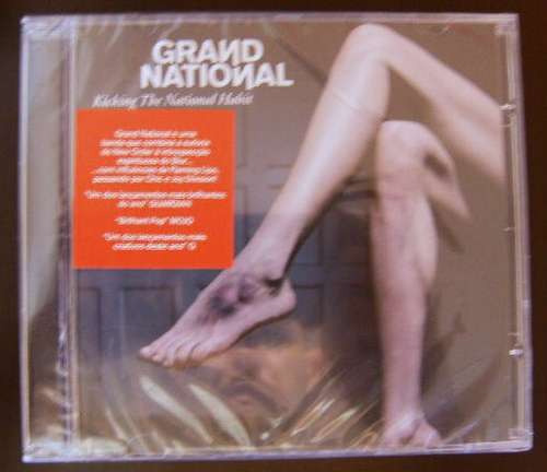cd grand national - kicking national habit  new order